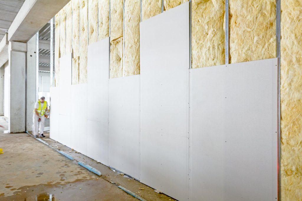 Составление смет на гипсокартонные работы по чертежам здания